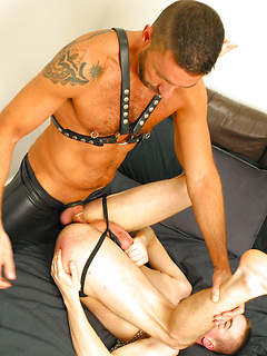 Nothing makes this gay dude as happy as getting his tight butt drilled