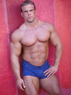 Compilation of muscular studs displaying their muscular figure for the camera