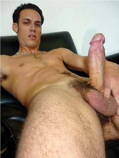 Solo dude likes to strip down slowly and play with his big hairy pecker