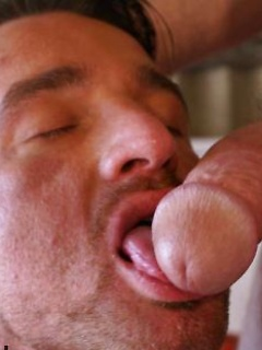 Rimming out a sexy asshole makes it loose and wet for his big cock
