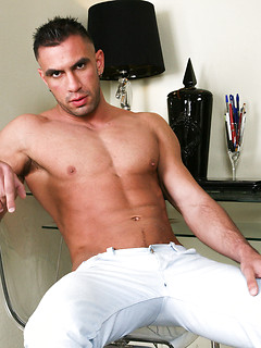 Both hot Latin guys like to bend over and take it up the ass in a versatile gallery