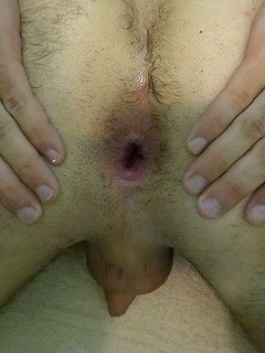 Young guy finally gets to suck a delicious cock before he gets his ass banged